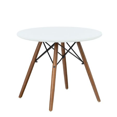 Table scandinave blanche kids