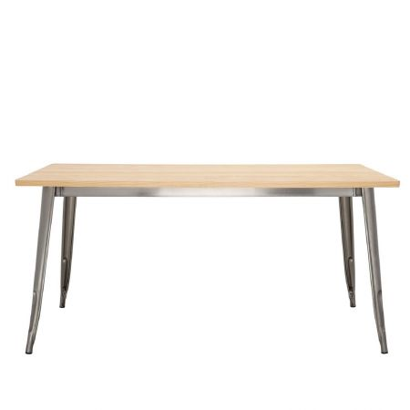 Table Tolix (rectangulaire)