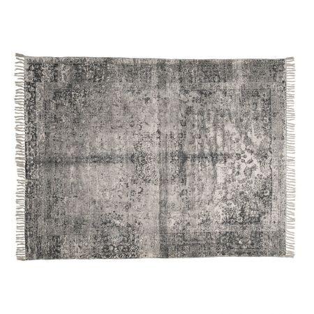 Tapis gris 160 x 200cm