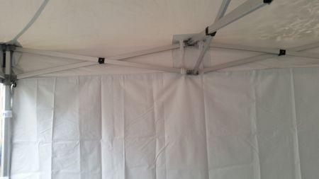 Tente pliante 3X3m - 9m2