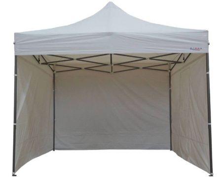 Tente pliante 4X4 - 16m2 avec cotés