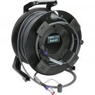 Touret câble ethercon RJ45 75m