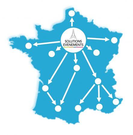 Transport livraison France Metropolitaine 7j/7 - 24h/24