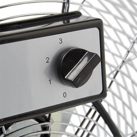 Ventilateur industriel metal