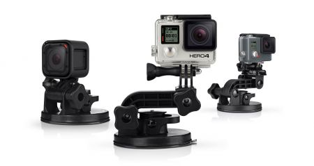 Ventouse GoPro HERO4